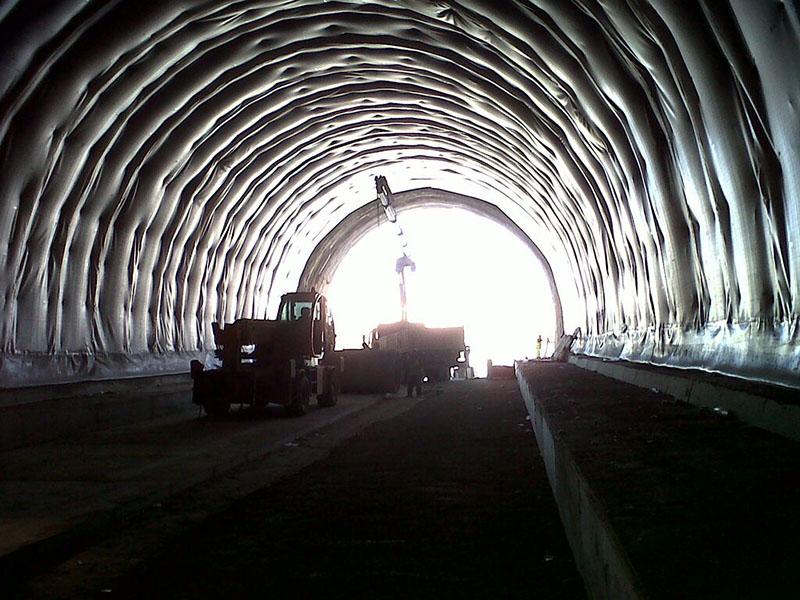 Túnel A.V.E. Elche el Carrús